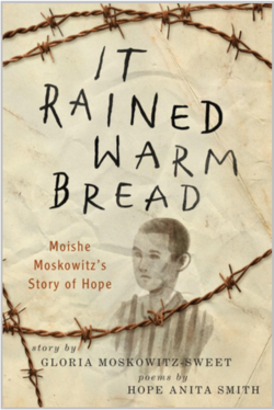 It Rained Warm Bread book