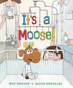 It's a Moose! book