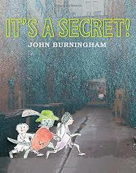 It's a Secret! book