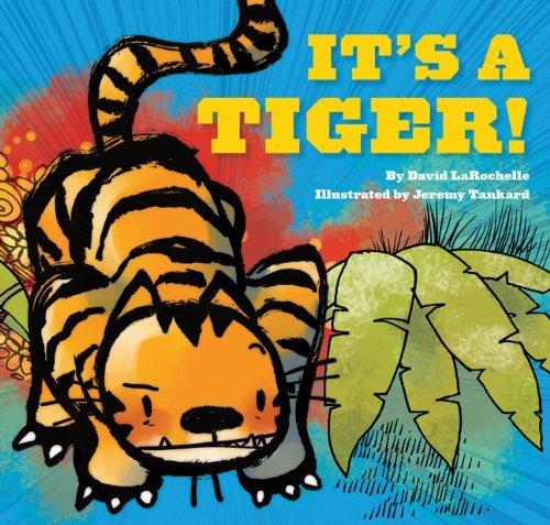 It's a Tiger! Book