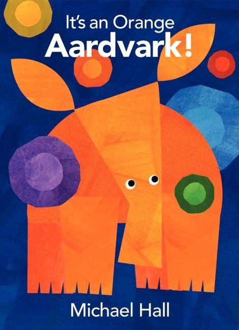 It's an Orange Aardvark! Book