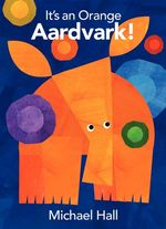 It's an Orange Aardvark! book
