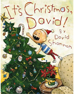 It's Christmas, David! book