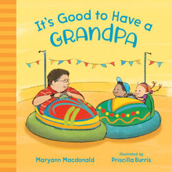It's Good to Have a Grandpa book