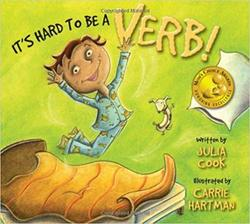 It's Hard to Be a Verb! book