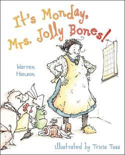 It's Monday, Mrs. Jolly Bones! book