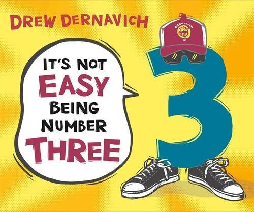 It's Not Easy Being Number Three book