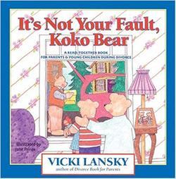 It's Not Your Fault, Koko Bear book