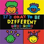 It's OK To Be Different book