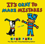 It's Okay to Make Mistakes book