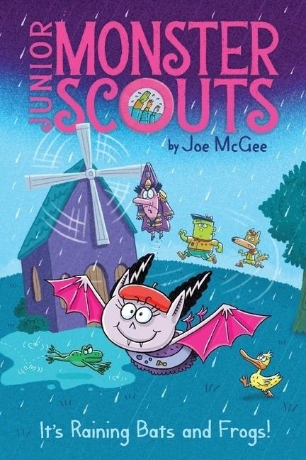It's Raining Bats & Frogs book