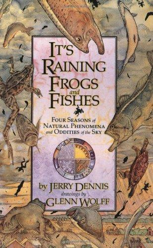It's Raining Frogs and Fishes book