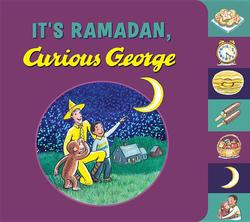 It's Ramadan, Curious George book