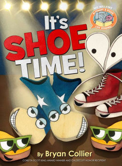 It's Shoe Time! book