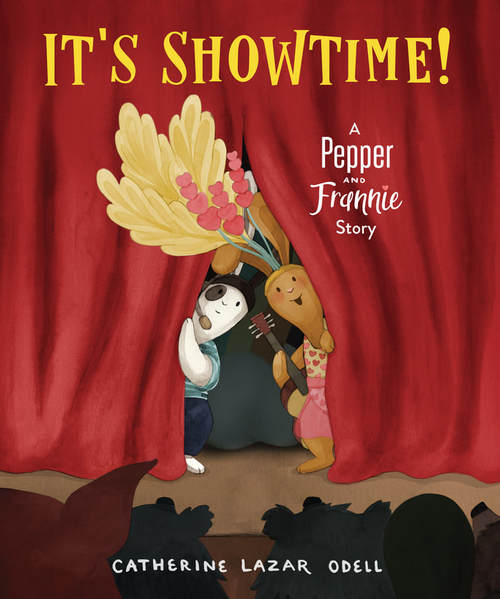 It's Showtime!: A Pepper and Frannie Story book