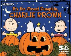 It's the Great Pumpkin, Charlie Brown book
