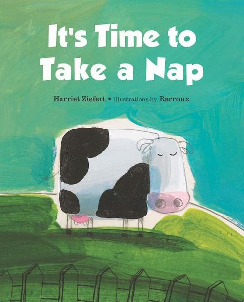 It's Time to Take a Nap book