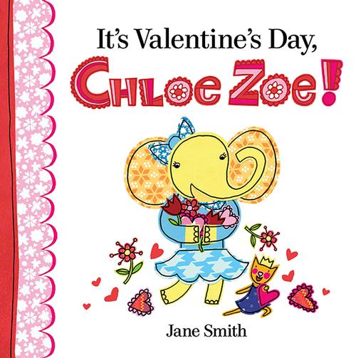 It's Valentine's Day, Chloe Zoe! book