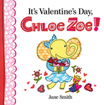 It's Valentine's Day, Chloe Zoe! book