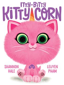 Itty-Bitty Kitty-Corn book