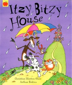 Itzy Bitzy House book