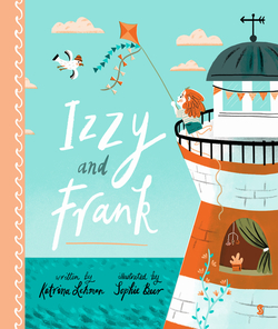 Izzy and Frank book