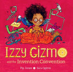 Izzy Gizmo and the Invention Convention book