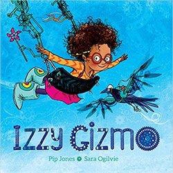 Izzy Gizmo book