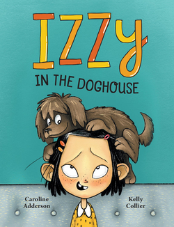 Izzy in the Doghouse book