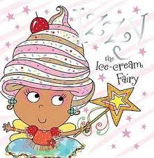 Izzy the Ice-cream fairy book