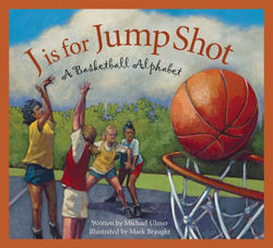 J Is for Jump Shot book