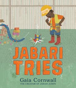 Jabari Tries book