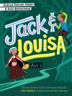 Jack & Louisa Act 1 book
