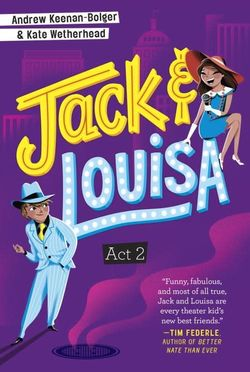 Jack & Louisa Act 2 book