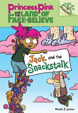 Jack and the Snackstalk book