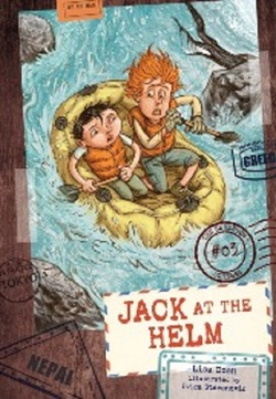 Jack at the Helm book