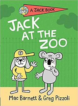 Jack at the Zoo book