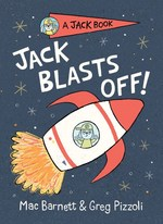 Jack Blasts Off book