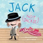 Jack (Not Jackie) book