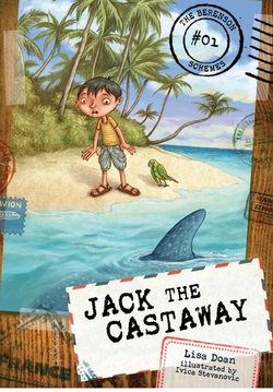 Jack the Castaway book