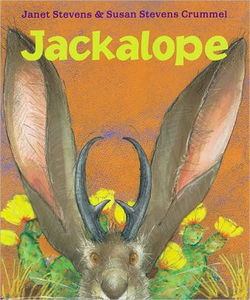 Jackalope book