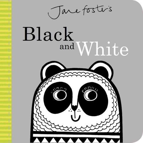 Jane Foster's Black and White book