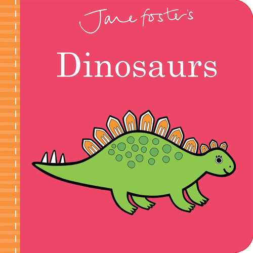 Jane Foster's Dinosaurs book