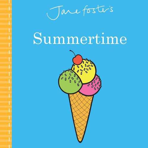 Jane Foster's Summertime book