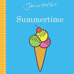 Jane Foster's Summertime book