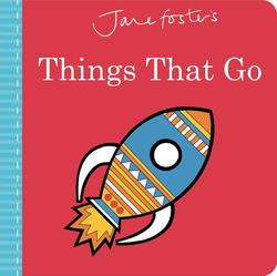 Jane Foster's Things That Go book