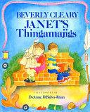 Janet's Thingamajigs book