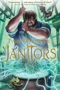 Janitors, Book 01 book