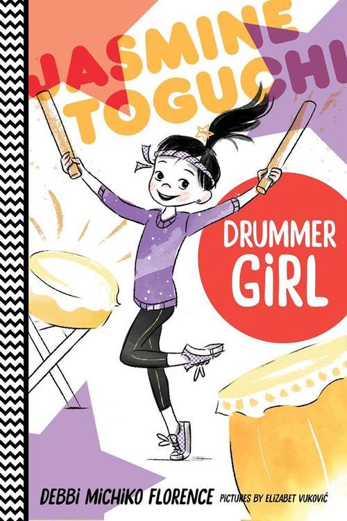 Jasmine Toguchi, Drummer Girl book