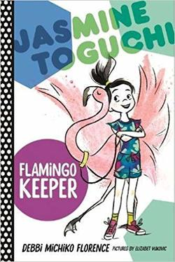 Jasmine Toguchi, Flamingo Keeper book